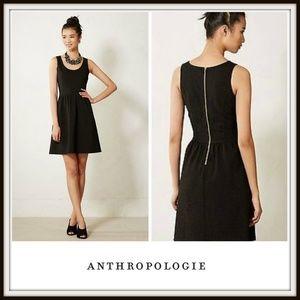 Anthropologie HD in Paris Starry Night Black Dress